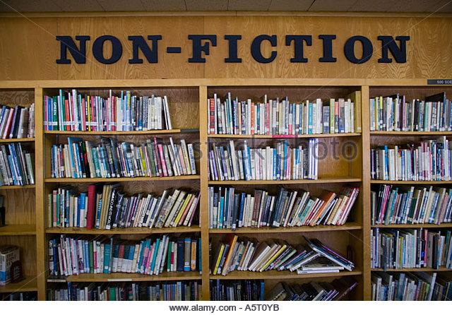 Nonfiction stacks